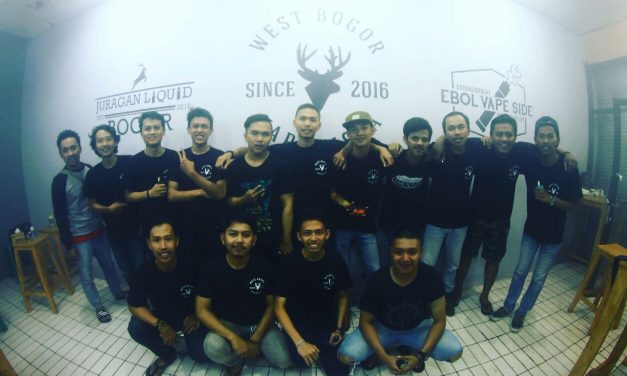 West Bogor Vaporista 4th Vapemeet and Gathering 2017
