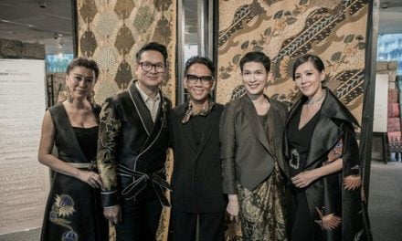 "Bekraf Boyong Designer dan Model Pada Acara ""Batik For The  World"" 