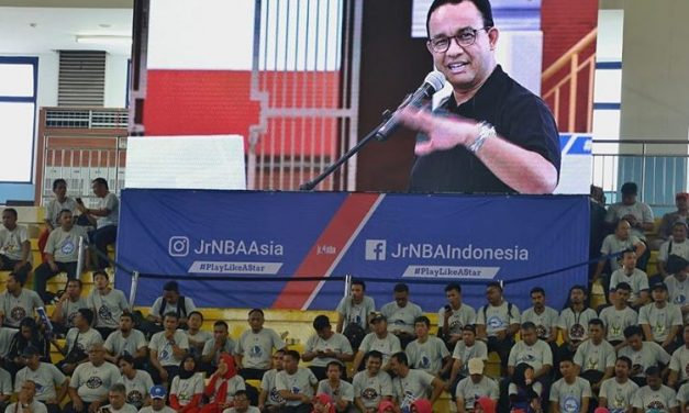Headline Jakarta | Anies Buka Coaching Clinic Bola Basket NBA Junior Asian 2019
